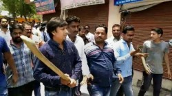 Bjp Issue Showcause Notice To Akash Vijayvargiya