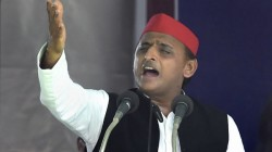 Akhilesh Yadav Attacks Rss For Constructing A Sainik School