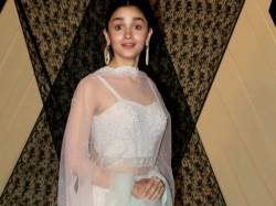 Alia Bhatt Chooses Sabyasachi Lehenga For Her Wedding