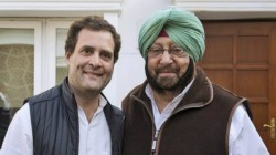 Amarinder Singh S Tweets Hope To See Another Dynamic Youth