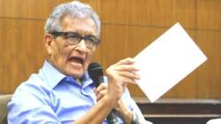 Amartya Sen S Message Stands For Harmony In Royganj S Road