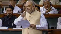 Home Minister Amit Shah Does Uapa Stringent After Bill Passe