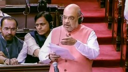 Amit Shah Proposes To Extend President S Rule In Jammu And Kashmir Opposition Backs Extension