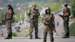 Police In Jammu And Kashmir Has Appealed To Civilians To Refrain From Wearing Army Pattern Dresses