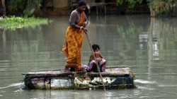 Killed In Bihar And 27 Died In Assam Floods Tense Situation Grips
