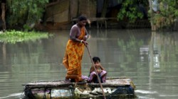 Flood Situation Worsen In Assam As More Than 10 Million Displaced