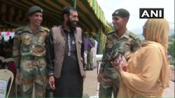 Two Brothers Of Slain Soldier Aurangzeb From Kashmir Joins Indian Army