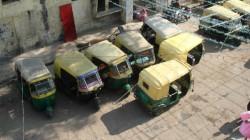 Mumbai Auto Driver Musterbates Looking At Female Passenger