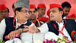 Azam Khan Yogi Govt Is Considering Land Mafia Category On Up Govt Portal