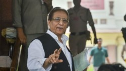 Bjp Congress And Tmc Demand For Penalty Of Mp Azam Khan Due To His Dirty Comment