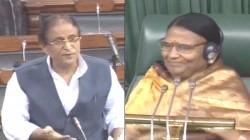 Bjp Mp Rama Devi Says She Shall Not Forgive Azam Khan Despite Of Apologize
