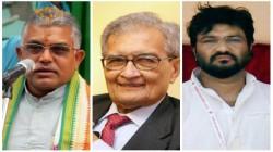Jai Sriram Controversy Dilip Ghosh And Babul Supriyo Attacks Amartya Sen