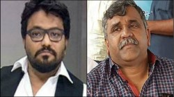 Tmc S Mayor Jitendra Tiwari Gives Punch To Central Minister Babul Supriyo