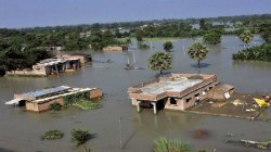 Flood Situation Remained Grim In Bihar With The Death Toll Climbing To