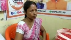 After Joining Tmc A Bjp Panchayat Member Returns To Saffron Camp Balurghat