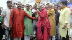 Durga Puja 2019 Khunti Puja Organised In Deshapriya Park