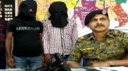 One Carbine Recovers From Coochbihar Two Arrested