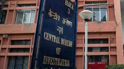 The Cbi On Conducted Searches At Around 19 States And Union Territories