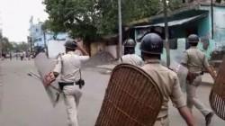 Tension In Kankinara And Jagaddal Again Asi Injure