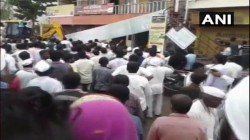 Building Collapse In Maharashtra S Solapur Over 30 Fear Trapped