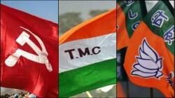 Bjp Tmc And Tmc Cpm Clash In Coochbihar Several Injured
