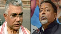 Mukul Roy Obeys Party S Decision To Join Others In State Office