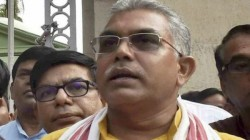 Dilip Ghosh Clears Whom He Want In Bjp From Tmc And Other Parties