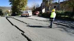 Usa Earthquake It Could Continue Aftershocks For Years