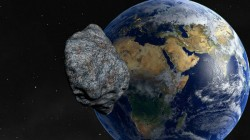 Asteroids 2006qq23 Might Hit Earth Next Month