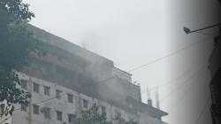 Nandaram Marrket Fire