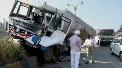 Road Accident At Howrah Amtala Two Boys Died