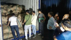 Heroin Worth Rupees 1320 Crore Seized From Container In Navi Mumbai