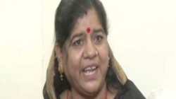 No Problem In Preparing Food Inside Toilet Says Mp Minister Imarati Devi