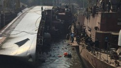 Indian Navy Officers Face Court Martial For Ins Betwa Accident