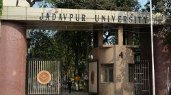 Professor Is Beaten By Student In Jadavpur University