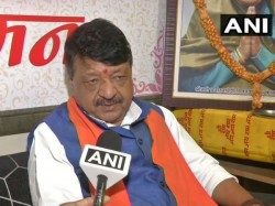Bjp Leader Kailash Vijayvargiya Defends Son Akash Says He Is Kachche Khiladi