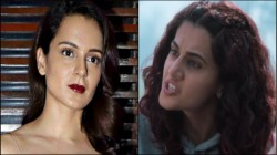 Kangna Ranaut Issue She Can T Play Nepotism Card With Me Says Tapsee Pannu