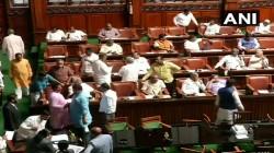 No Trust Vote Today Karnataka Assembly Adjourned Till 11 Am Tomorrow