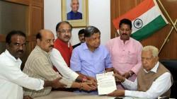 Karnataka Governor Asks Speaker To Holding Trust Vote Today