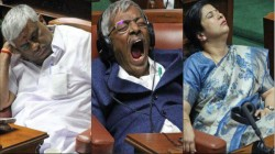 Karnataka Crisis This How Mlas Are Sleeping And Spending Time With Ease