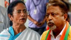 Mukul Roy Criticizes Mamata Banerjee On Black Money Issue