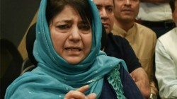 Mehbooba Mufti Warned The Centre On Article 35a