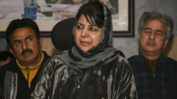 Mehbooba Mufti Pdp Opposed Triple Talaq Bill But During Voting Its Rajya Sabha Members Abstained