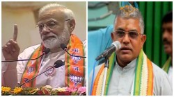 From Modi To State Chief Dilip Ghosh Joins Bjp Membership Drive