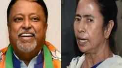 Mukul Roy Criticizes Mamata Banerjee On Prashant Kishor Appointment