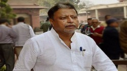 At Present Mukul Roy Is Not Going To State Bjp Office Frequently