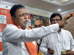 Mukul Roy Claimed That 107 Mla In West Bengal Are Set To Join The Bjp