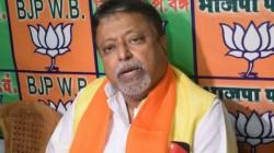 Bjp Leader Mukul Roy Speaks On His Target In Near Future