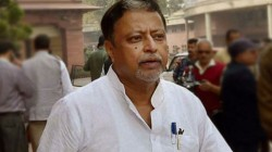 Bjp Leader Mukul Roy Creates Speculation On Tmc S Sabyasachi Dutta