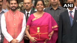Union Budget 2019 Why Nirmala Sitharaman Used Red Budget Ledger Not Traditional Brief Case